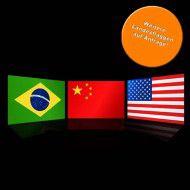 Flaggen Weltweit, Querformat