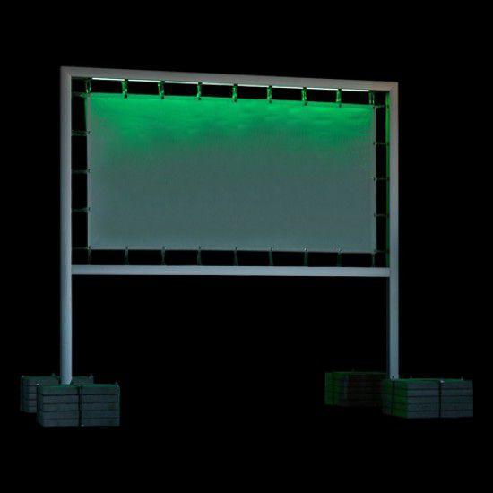 LED-Lichtband RGB für Transparentanlage -Brilliant-