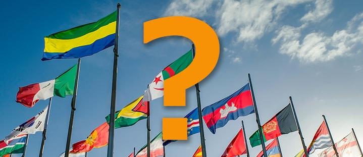 Abbildung FAQ Flaggen & Fahnenmasten