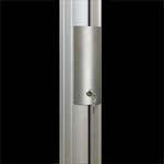 Abbildung:  Hissvorrichtung HV Strato - Verschlusskappe