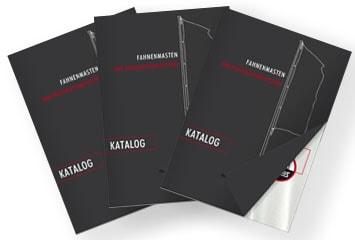 Fahnenmast Kataloge