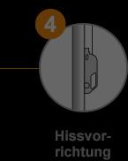 Auswahl der Fahnenmast Hissvorrichtung